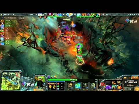 paiN Gaming vs VirtusPro Game 2 - EIZO CUP - TobiWan