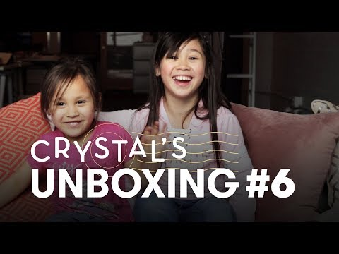 Crystal's Unboxing #6 | Unboxing | HiHo Kids