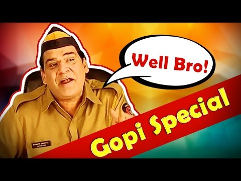 Gopi Constable - Funny Videos   FIR   Best of Hindi Comedy   SAB TV