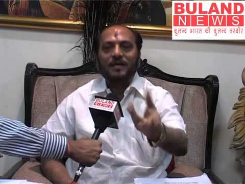 BULAND NEWS - Shiv sena M.L.A. Ramdas Kadam Exclusive Interview