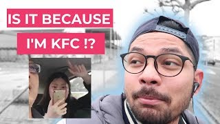 IS IT BECAUSE I'M CHINESE? WHATEVER, I JUST WANT KFC | Schaffy Shoe #10