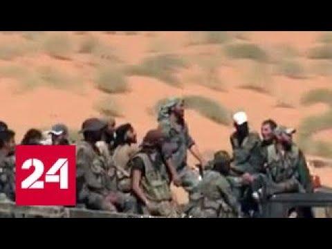 Боевики ИГИЛ начали беспорядочное отступление из Дейр-эз-Зора