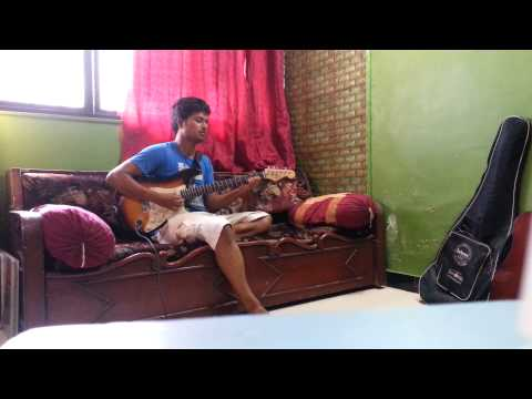 Teri yaadein - (Love Story) Guitar Cover