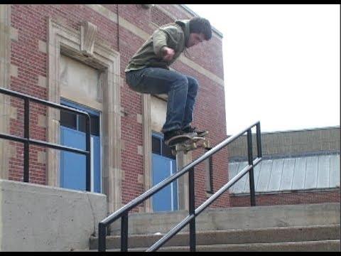 Handrail Warmups