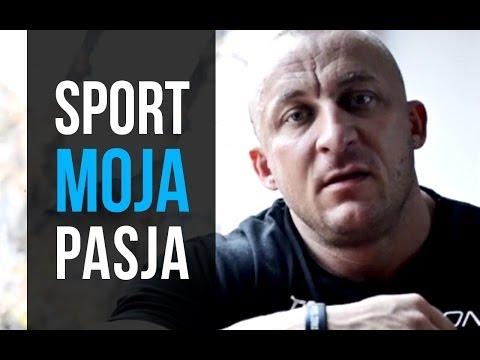 """Tomasz """"Papaj"""" Lech: Sport Moja Pasja"""