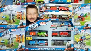 Thomas and Friends TrackMaster Train Collection Accidents Happen Thomas the Tank Engine