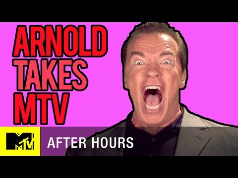 After Hours | Arnold Schwarzenegger Takes Over MTV | MTV News