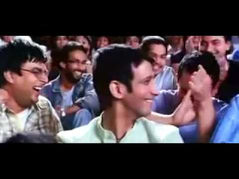3 Idiots - Silencers Speech with English Subtitles LOL!