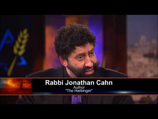 Jonathan Cahn Warns America: Jewish Voice with Jonathan Bernis, January 14, 2013