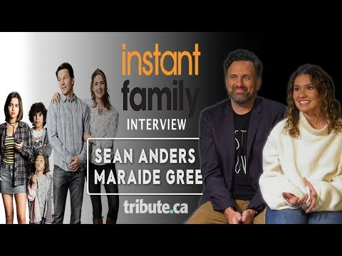 Sean Anders & Maraide Green - Instant Family Interview