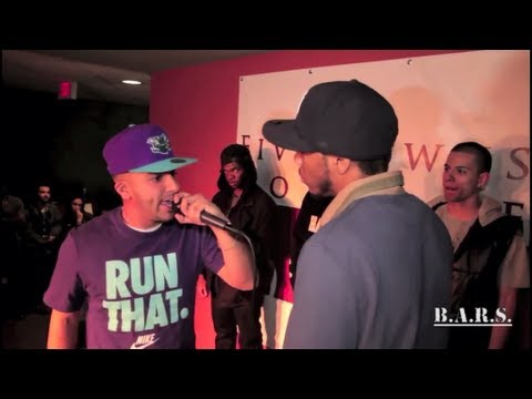 B.A.R.S. Presents: Millz vs. Allen Strange - Hosted by Loaded Lux