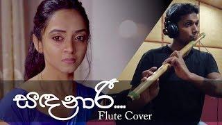 Sandanari Flute Cover | S. D. Aloka