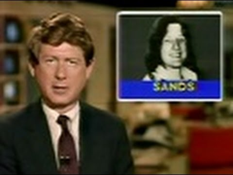 "WLS Channel 7 - ABC News Special Report - ""Death of Bobby Sands"" (1981)"