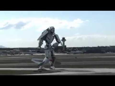 ROBOT NAK KENCING LAWAK