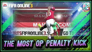 The Most Overpowered Penalty Kick in Fifa Online 3 - Guide