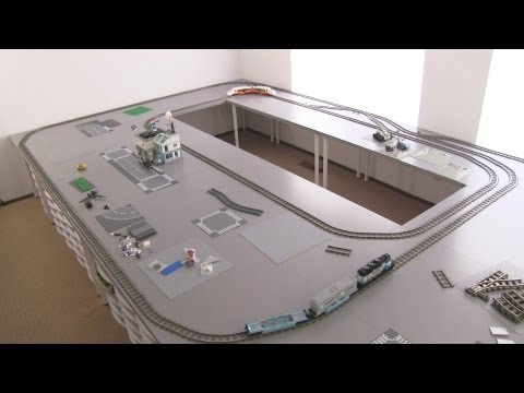 Lego City Trains 2013 Lego City Update 6 21 2013