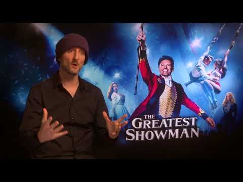 Michael Gracey - The Greatest Showman Interview
