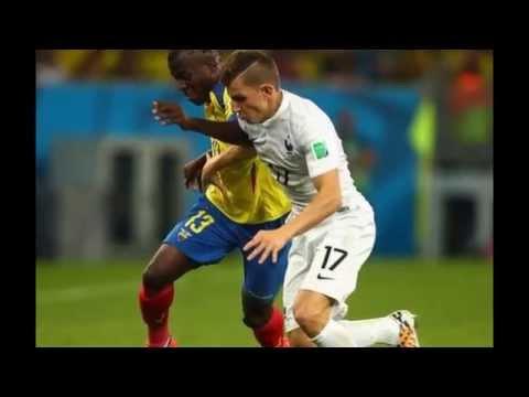 Ecuador & France