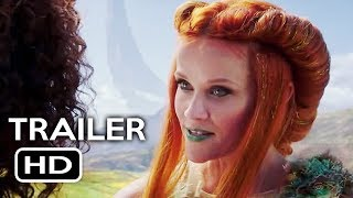 A Wrinkle in Time Official International Trailer #1 (2018) Oprah Winfrey Fantasy Movie HD