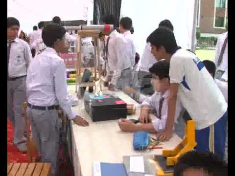 City School Ravi Campus Girls Section Science Models Annual Exhibition Pkg By Fiza Imran City42