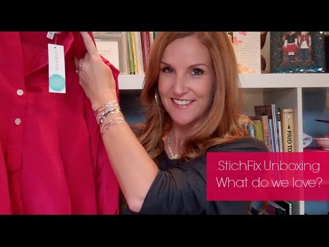 StitchFix Review and Unboxing: December 2014