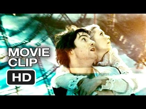 Upside Down Movie CLIP - Hold On (2013) - Jim Sturgess, Kirsten Dunst Movie HD