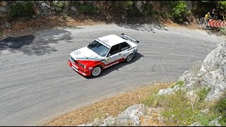 Michel Feghali - BMW E30 - Baabdat Hill Climb 2013 Full Run