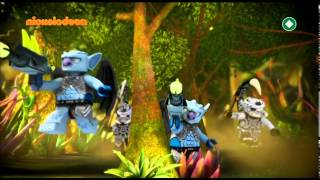 Chima New Season [Nickelodeon Greece]