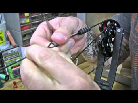 Bow Tuning Tips / Peep Sight Removed Correctly