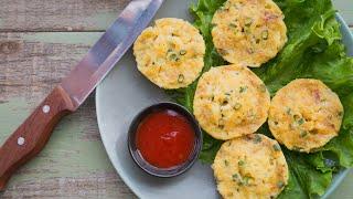 Vegetable Egg Muffin