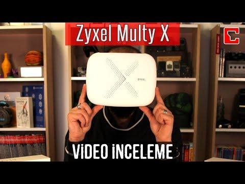 Zyxel Multy X İncelemesi - Kablosuz Ağ Genişletici