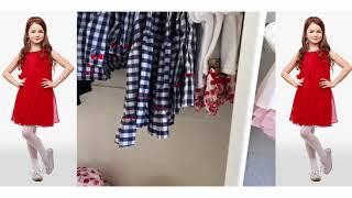 Baby girls dress - Cute girls baby dress - Newborn Baby dress