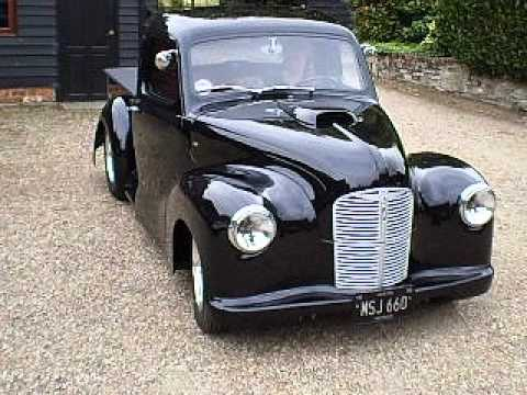 A40 Austin Devon V8 Hot Rod Truck Lhd For Sale Youtube