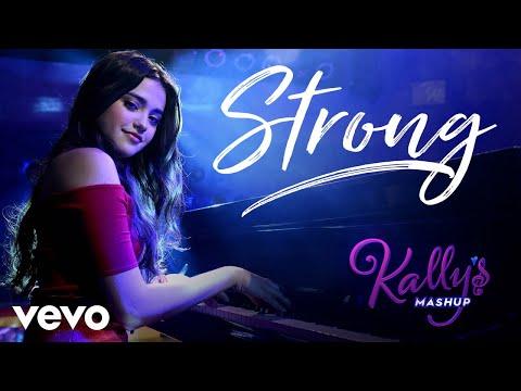 KALLY'S Mashup Cast - Strong (Audio) ft. Maia Reficco