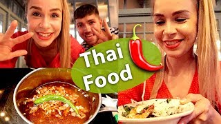 Cooking Thai Food at Jamie Oliver's Cookery School!