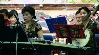 2011年深秋民乐晚会 01 喜洋洋