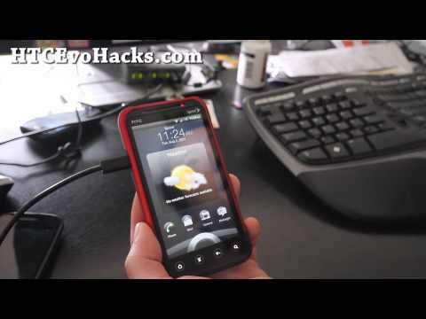 RCMix Kernel for HTC Evo 3D! [2Ghz Overclock]