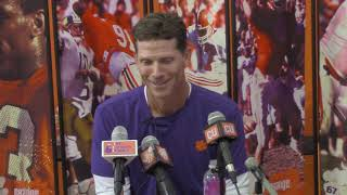 "TigerNet: Venables - Tigers have to ""play much better"" than ACC title game"