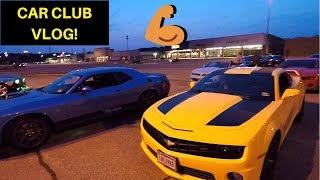A Car Enthusiast Saturday! C3 Vlog
