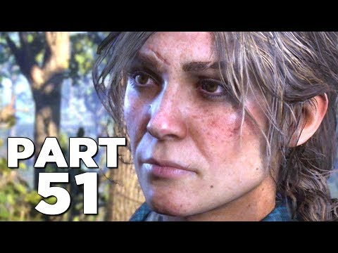 RED DEAD REDEMPTION 2 Walkthrough Gameplay Part 51 - UP (RDR2)