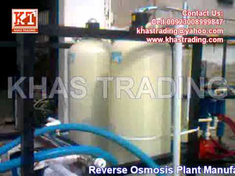 Water Filtration Plant in Pakistan Water Filtration Plant