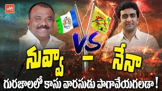Who Will Win In Gurazala | AP Elections 2019 | Yarapathineni Srinivasa Rao | YCP VS TDP