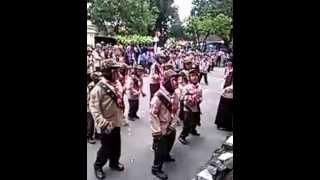 SD  Islam Kauman - Pesta Siaga Kecamatan Pekalongan Timur 2015