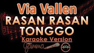 Via Vallen - Rasan Rasan Tonggo KOPLO (Karaoke Lirik Tanpa Vokal)