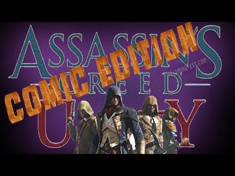 Assassins Creed Untold stories (Parody)