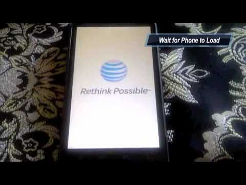 Unlock HTC Inspire   How to Instantly Unlock AT&T HTC Inspire 4G by Unlock code
