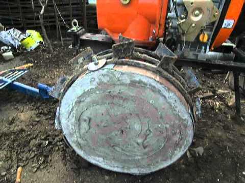 Утяжелители колес для мотоблока своими руками 81