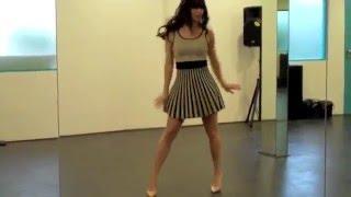 Lauren Gottlieb Dances to Dhoom Machale