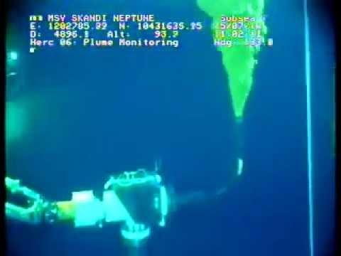 Deepwater Horizon oil spill 15th July 2010