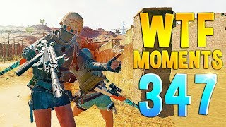PUBG Daily Funny WTF Moments Highlights Ep 347